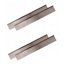 4 fers de dégauchisseuse HSS 305 x 25 x 3 mm HOBM-305253