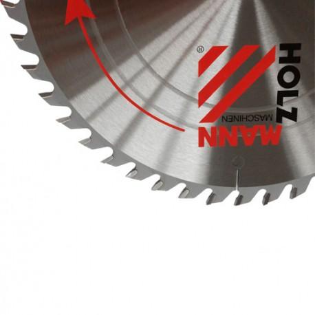 Lame de scie circulaire carbure D. 165 x 20 x Z48 KSB16520Z48 pour bois