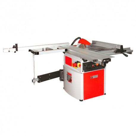 Scie sur table D. 250 mm 400 V - 2100 W TS250F-400V