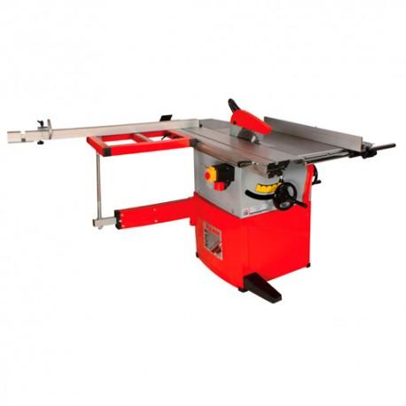 Scie sur table D. 250 mm 400 V - 2200 W TS250FL-400V