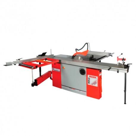 Scie sur table D. 315 mm chariot 3200 mm 230 V - 3800 W TS315VF-3200-230V