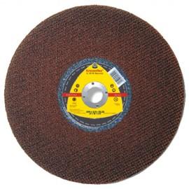10 disques à tronçonner MP SPECIAL A 30 N D. 400 x 3,5 x 25,4 mm - Acier - 119629