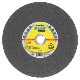 25 disques à tronçonner MP SUPRA A 36 R D. 230 x 2,5 x 22,23 mm - Acier inoxydable - 123833