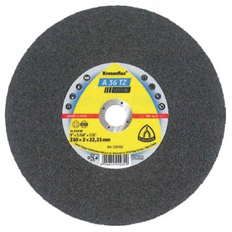 25 disques à tronçonner MP SPECIAL A 36 TZ D. 115 x 2 x 22,23 mm - Acier inoxydable - 136549