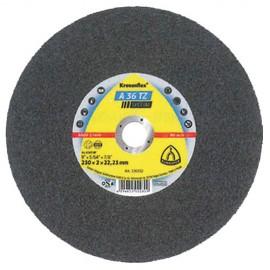 25 disques à tronçonner MP SPECIAL A 36 TZ D. 230 x 2 x 22,23 mm - Acier inoxydable - 136552