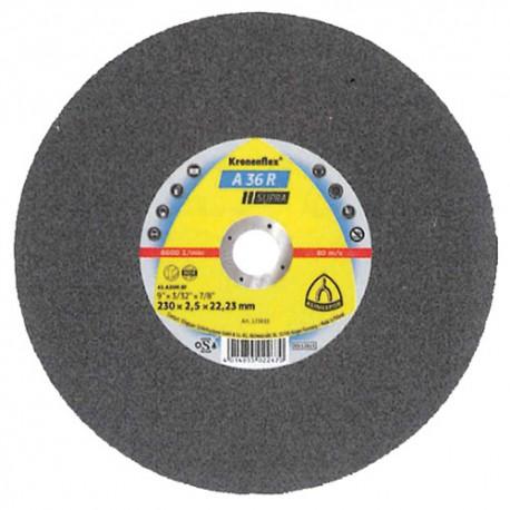 25 disques à tronçonner MP SUPRA A 36 R D. 150 x 2 x 22,23 mm - Acier inoxydable - 251752