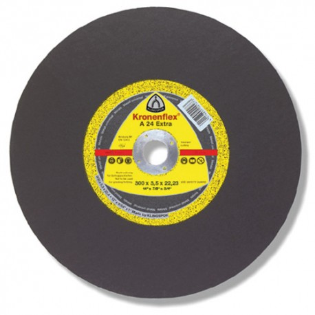 10 disques à tronçonner MP EXTRA A 24 EX D. 300 x 3,5 x 20 mm - Métal - 288221