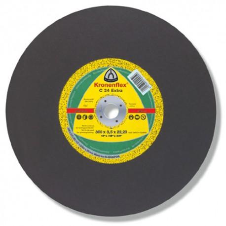10 disques à tronçonner MP EXTRA C 24 D. 300 x 3,5 x 22,23 mm - Pierre / Béton - 288224