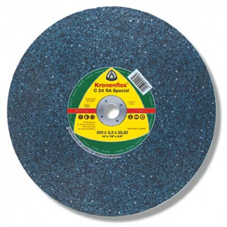 10 disques à tronçonner MP SPECIAL C 24 RA D. 300 x 3,5 x 20 mm - Asphalte - 288251