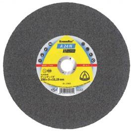 25 disques à tronçonner MD SUPRA A 24 N D. 125 x 2,5 x 22,23 mm - Acier inoxydable - 2951
