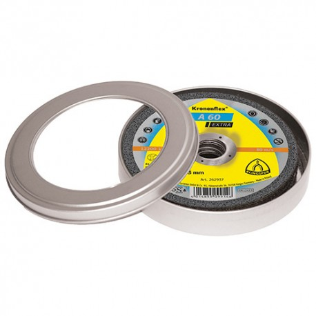 5 boites de 10 disques à tronçonner MP EXTRA A 60 EX D. 125 x 1 x 22,23 mm - Métal / Inox - 310500