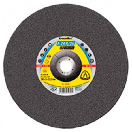 25 disques à tronçonner MD SPECIAL A 24 R 36 D. 230 x 3 x 22,23 mm - Acier inoxydable - 60061