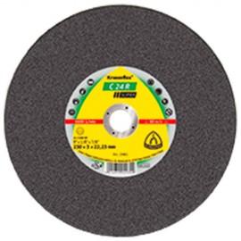 25 disques à tronçonner MP SUPRA C 24 R D. 150 x 2,5 x 22,23 mm - Pierre / Béton - 6668