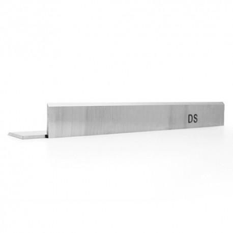 Fer de dégauchisseuse/raboteuse en acier DS 120 x 25 x 3 mm (le fer) - MFLS - FEDS120253