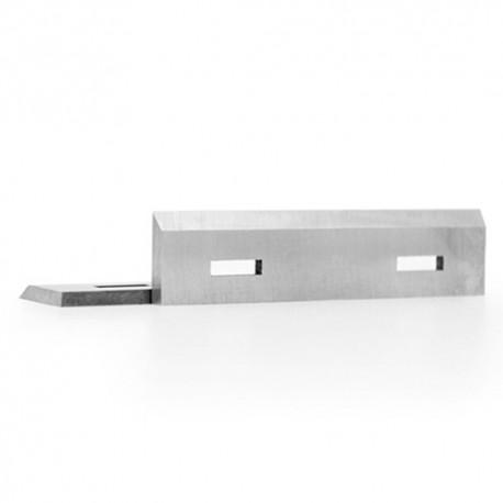 Fer pour rabot électroportatif Skil 60506/100H HSS 77 x 28,6 x 3,15 mm (le fer) - MFLS - FERS0809