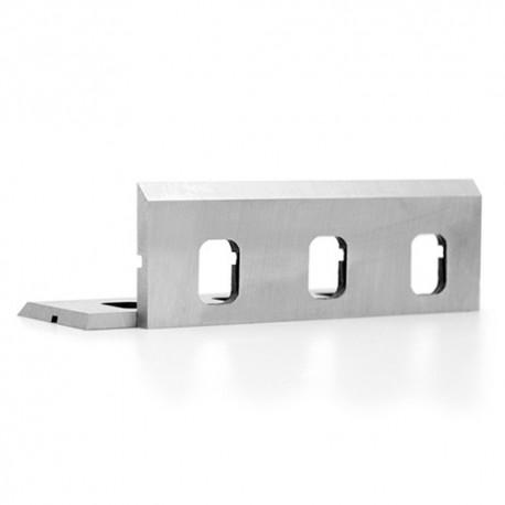 Fer pour rabot électroportatif Black et Decker 80PL HSS 82 x 29 x 3 mm (le fer) - MFLS - FERS1507