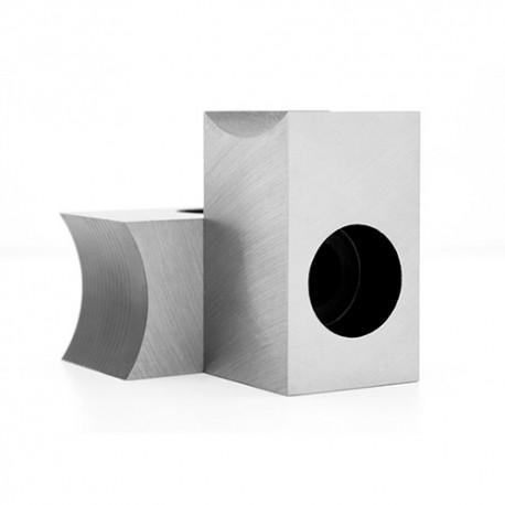 Fer réducteur de souche Nicholson 61,9 x 76,2 x 4,8 mm (le fer) - MFLS - FERS1596