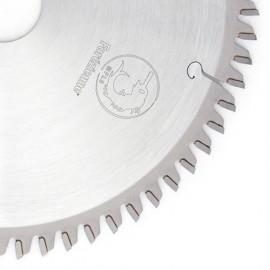 Lame circulaire carbure Alu D. 500 x 3,6/4,6 MFTN 156 x Al. 30 mm + TE 2/11/63 mm - MFLS - LC50015601