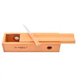 Cave à saucisson avec couteau - CVS01 - So Apéro