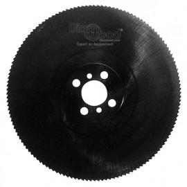Fraise scie HSS DMo5 Vapeur Noir D. 250 x Al. 32 x T4 x ép. 1,5 mm x Z 200 - DIAMWOOD