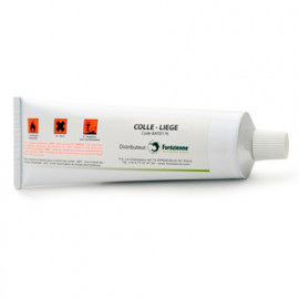 Tube de colle 100 ML pour garniture liège de scie à ruban - MFLS - BATI0176