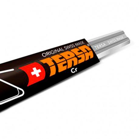 Fer réversible TERSA CR 120 x 10 x 2,3 mm (le fer) - TERSA - CR120