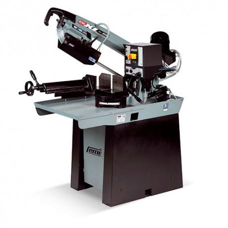 Scie à ruban métal descente automatique 400V 1300 W - 2 Vitesses - D. 225 mm - N266DA XL