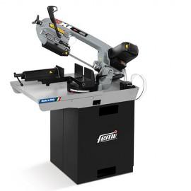 Scie à ruban métal descente manuelle 230 V 2000W à régulateur électronique - D. 175 mm - 2200 XL