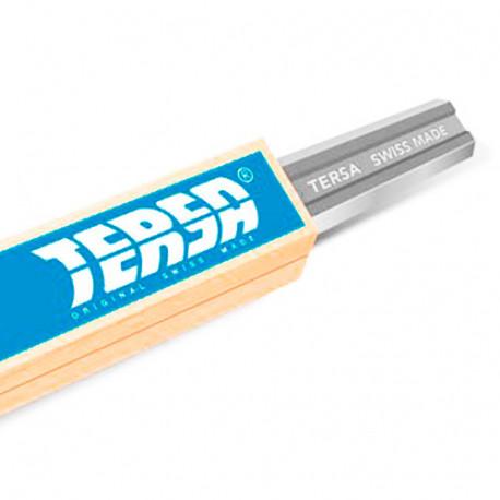 Fer réversible TERSA MD carbure 810 x 10 x 2,3 mm (le fer) - TERSA - HM810