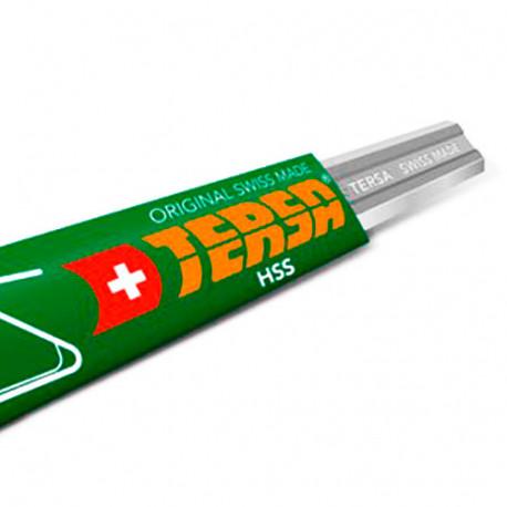 Fer réversible TERSA HSS 135 x 10 x 2,3 mm (le fer) - TERSA - HS135