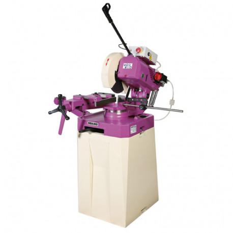 Tronçonneuses à fraise scie sur socle T 315/3 D. 315 mm - 400V 1300W - 20114016