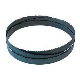 3 lames de scie à ruban Bi-métal 2450 x 27 x 0,9 x 6/10 Dents pour SR 260 et 276 - 20198120