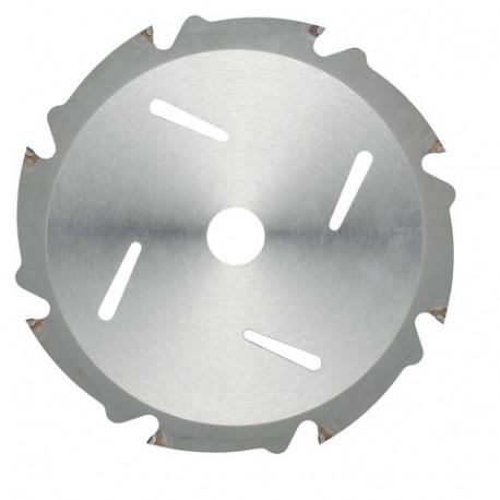 Lame diamant SILERGIE DIAM D.160 x 1,9 x 20 mm Z 8 dents plates - Panneaux/Fibro - 906100