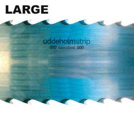 Lame scie ruban 000-UDDEHOLM-000 Scierie bicoupe large - Dromscies