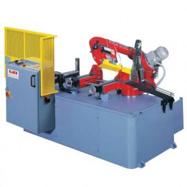 Scie à ruban métaux lubrifiée automatique D. 260 mm 900 W 400 V - MOD-330AE-60 - Promac