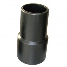 Embout à visser de tuyau flexible d'aspiration EVA Spécial électroportatif D. 38 mm - DW-257258014 - Diamwood