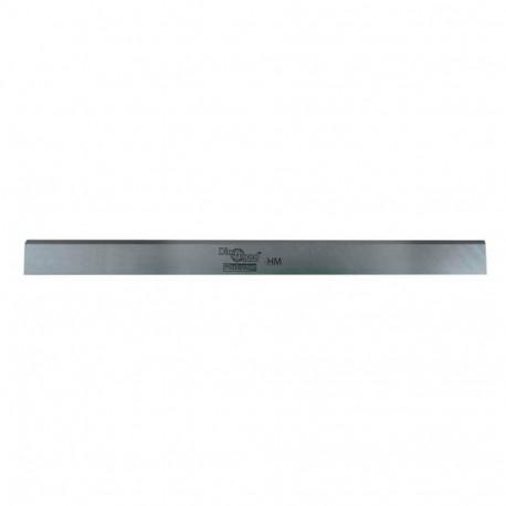 Fer de dégauchisseuse/raboteuse PRO 150 x 20 x 2,5 mm carbure HM (le fer) - Diamwood Platinum