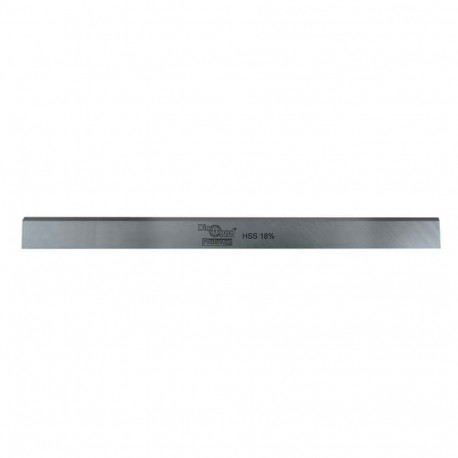 Fer de dégauchisseuse/raboteuse Green Line 520 x 30 x 3 mm acier HSS 18% (le fer) - Diamwood Platinum