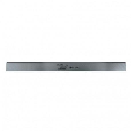 Fer de dégauchisseuse/raboteuse Green Line 630 x 30 x 3 mm acier HSS 18% (le fer) - Diamwood Platinum