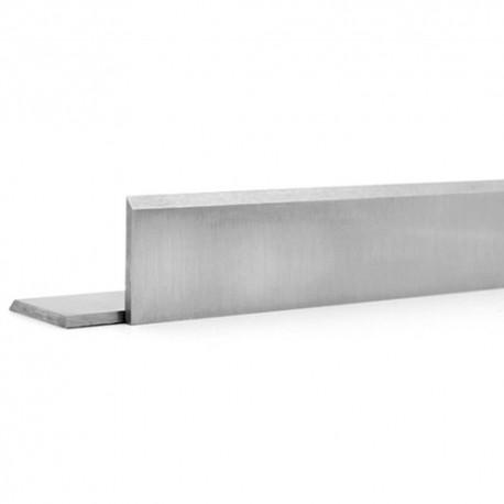 Fer de dégauchisseuse/raboteuse 260 x 20 x 2.5 mm en acier HSS 18 % - MFLS - FEHS2602025
