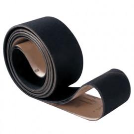 10 bandes abrasives papier corindon - Sur-mesure - Grain semi-ouvert