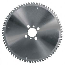 Lame carbure D. 400 x Al. 30 mm. x 96 dents pos. tp. Pour métaux non-ferreux - 116.400.3096 - Leman