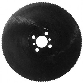 Fraise-scie vapo HSS (Dmo5) D. 315 x Al. 40 mm. Pas de 4 x 240 dents ép. 2.5 mm. Pour l'acier - 122.314.2540 - Leman