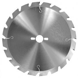 Lame carbure de chantier D. 315 x Al. 30 mm. x 20 dents TP - 223.315.3020 - Leman