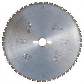 Lame circ. diamant D. 230 x Al. 30 mm. x 15 dents. Plate pour matériaux abrasifs - 3502303015 - Leman