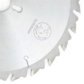 Lame circulaire carbure débit MFLS D. 250 x 2.2 / 3.2 x DLB 24 x Al. 30 mm TE 2/7/42 2/9/46 2/10/60 mm - LC2502402M