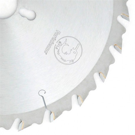 Lame circulaire carbure débit MFLS D. 700 x 3.2 / 4.4 x DLB 46 x Al. 30 mm TE 2/7/42 + 2/9/46 + 2/10/60 mm - LC7004602M