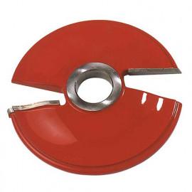 Fraise plate-bande doucine D. 150 mm x Al. 30 mm Z2 HM Sup. - 947.150.30.1400 - Leman