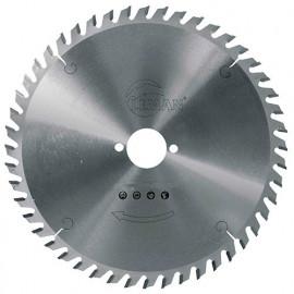 Lame carbure pour portative D. 216 x Al. 30 mm. x 48 dents neg. alt. - 964.216.3048 - Leman