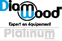 Fer dégauchisseuse / raboteuse Diamwood Platinum